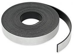 Taśma magnetyczna - 25mm - 1 mb - Samoprzylepna