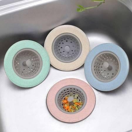 Sitko silikonowe do zlewu - Filtr do odpływu w kuchni
