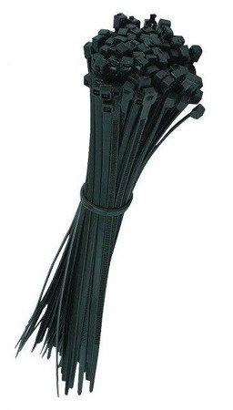 Trytytka - opaska zaciskowa 100x2,5mm - 100 szt - czarna